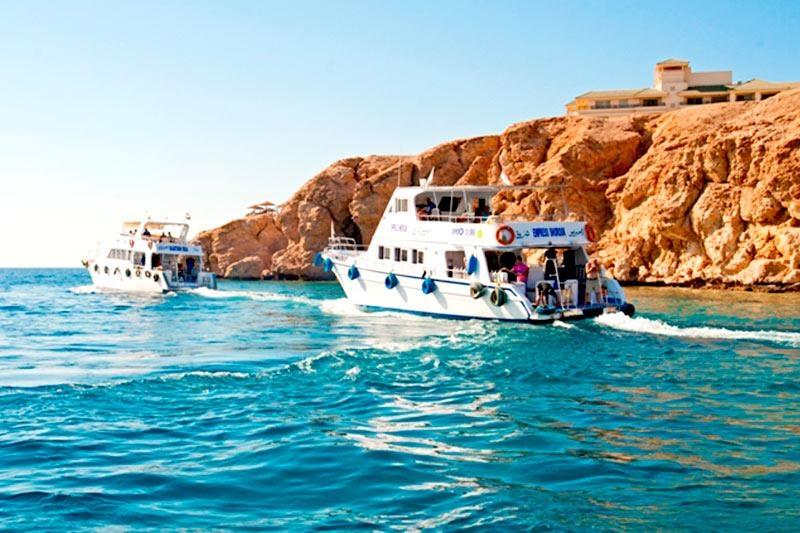 Sharm El Sheikh Marina Landausflüge