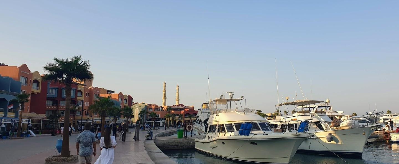 Hurghada Ausflüge Touren 2021