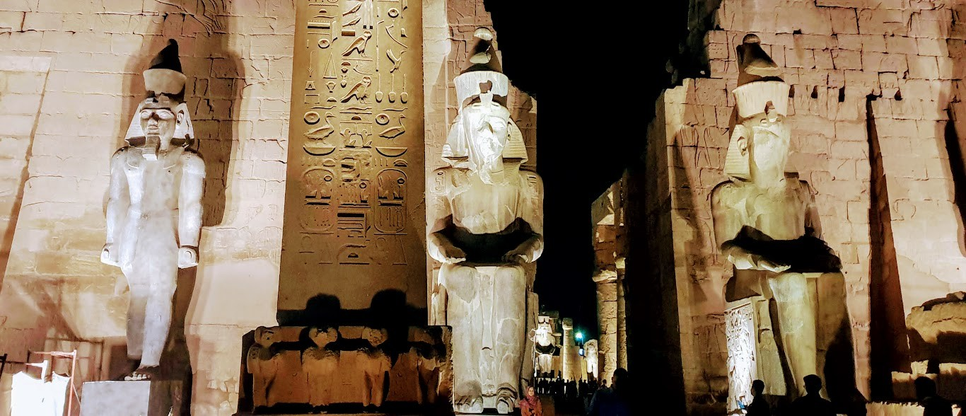 Private 2-day trip to Luxor from El Gouna