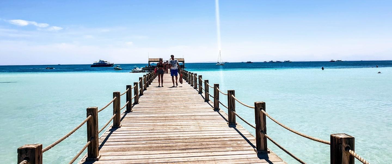 Orange bay island excursion | Orange bay island of Egypt Hurghada