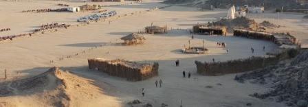 Mega safari excursion from Hurghada