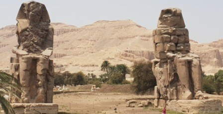 From Marsa Alam Private 2 day tour to Luxor