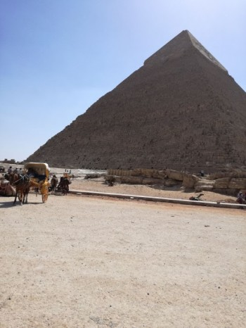 Private trip to Cairo & Giza by plane from Makadi bay