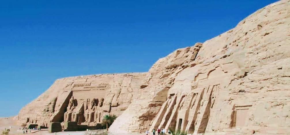 2 Tagesausflug nach Abu Simbel von Hurghada die beide felstempel von abu simbel