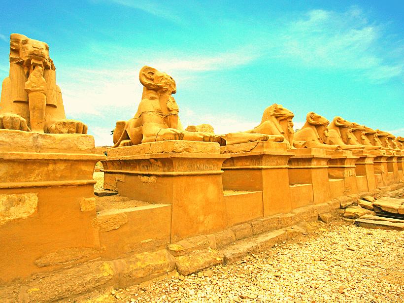 Ausflug, nach, Luxor, Tal der Könige, ab, Sahl hasheesh, Makad Bay, karnak, tempel, tour nach luxor, Luxor,  karnak Tempel, Obelisken,  amoun, Gott,  Götter,  alte Ägypter,  Pharaonen,  Monumente, könige, Säulenhalle,  heiliger See,  Königin Hatschepsut,