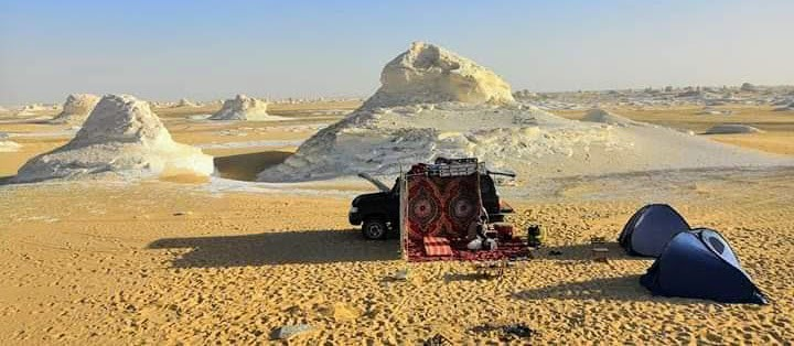 Bahariya Oase und weiße Wüste Ausflug Ab Hurghada