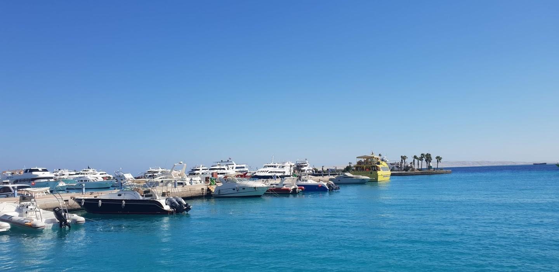 Hurghada Stadtrundfahrt, neue Marina
