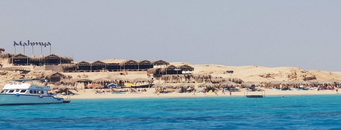 mahmya insel hurghada rotes meer Aegypten