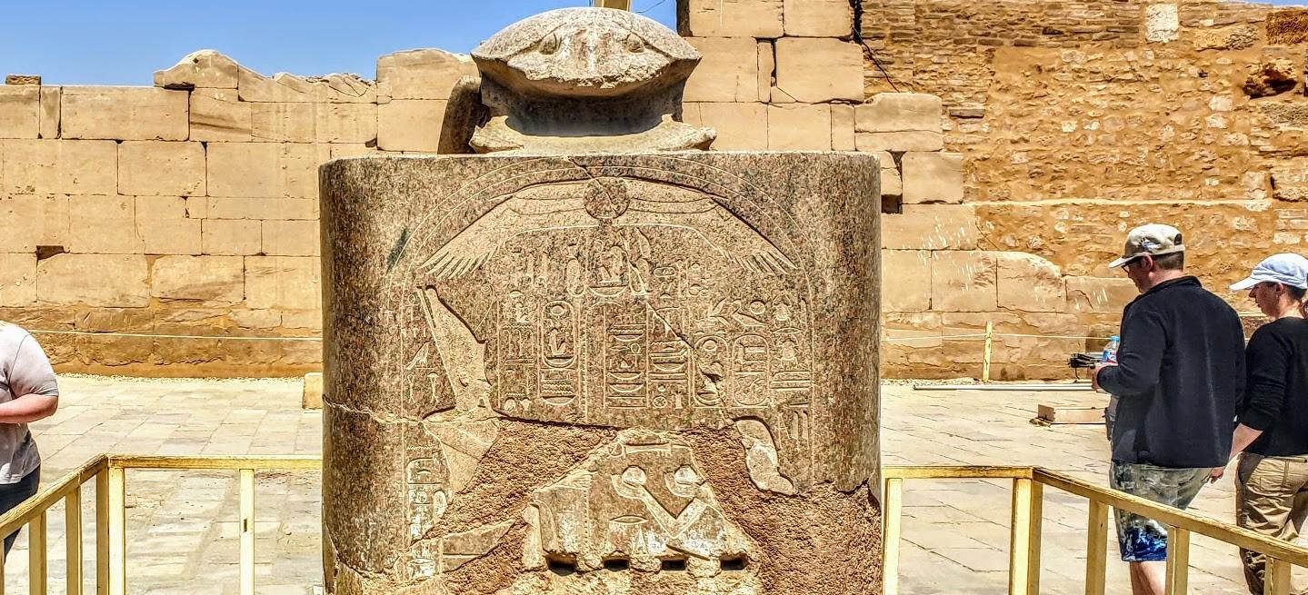 Amoun Tempel in Karnak Luxor ost, Privater Ausflug Ab  el gouna ausflüge