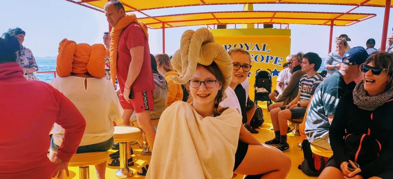 glasbodenboot Semi U-Boot Hurghada
