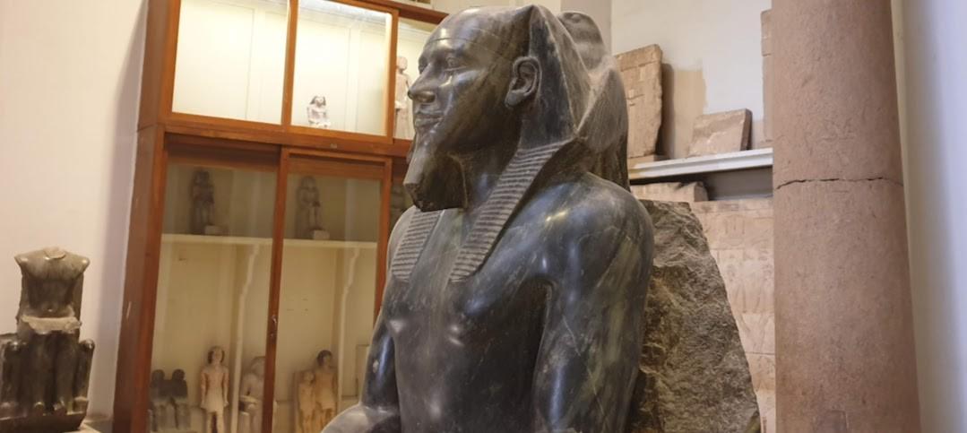 das aegyptische museum in kairo ausflug nach kairo von Soma bay safaga ausflüge
