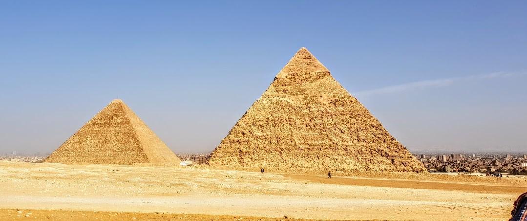 ausflug von Soma bay safaga ausflügenach kairo die pyramiden auf dem plateau von gizeh