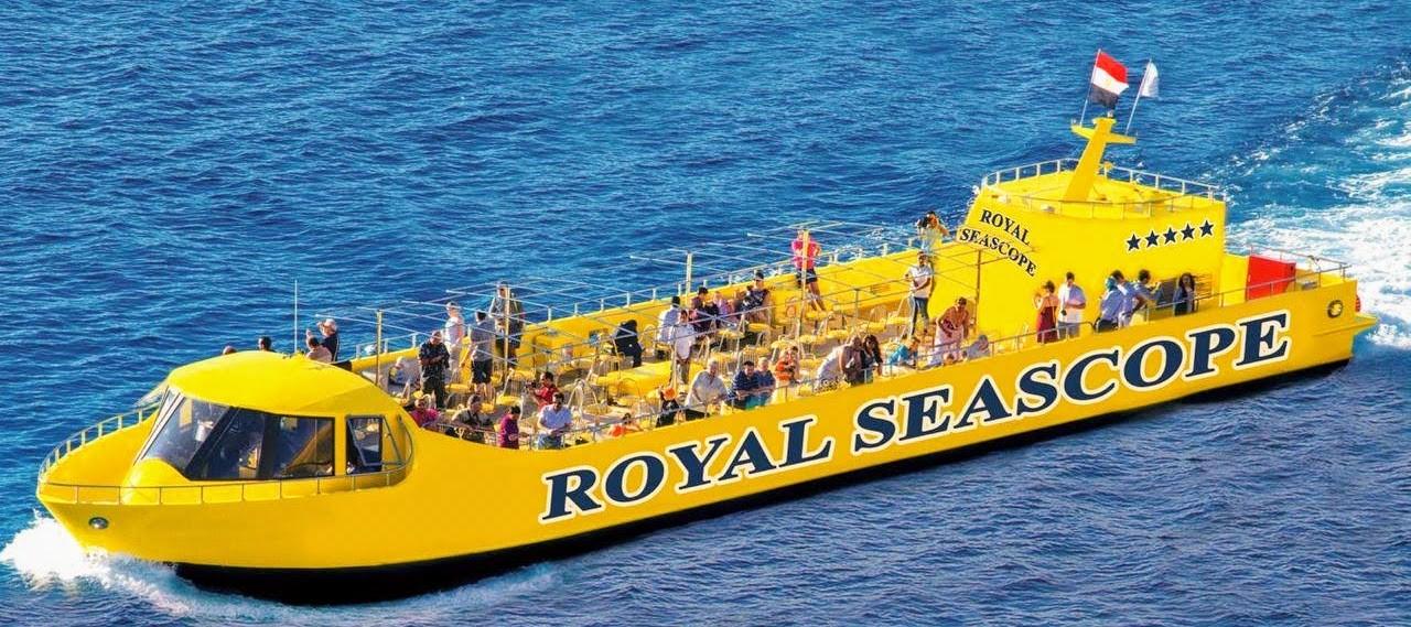 Semi U-Boot Safaga Hafen