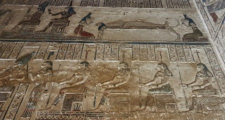 Soma bay safaga ausflüge Private 2 Tagestour nach Dendera und Luxor
