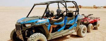 3 Stunden Dune Buggy Tour von el Gouna
