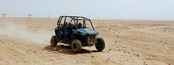 Dune-Buggy-Safari mit dem Abendessen