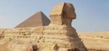 die Sphinx von Gizeh kairo ausflug ab el quseir