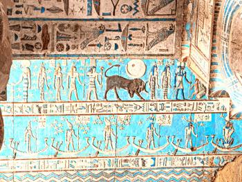 Privater Ausflug nach Abydos und Dendera Tempeln