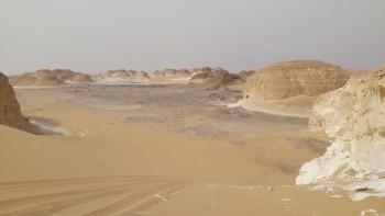 2 Tagesausflug nach der Weiße Wüste und El Bahariya Oasis