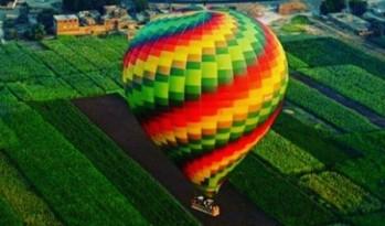 Heißluftballon-Tour bei Sonnenaufgang ab Luxor