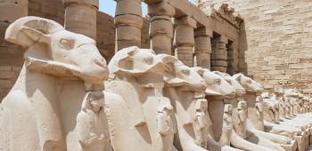 Tagestour nach Karnak und Luxor Tempel im Theben-Ost