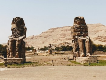 1 Tag nach Theben-west in Luxor