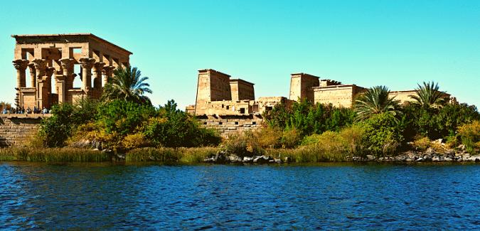 ägypten_sehenswürdigkeiten_Philae_insel_Assuan